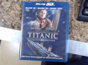 BLU-RAY 3D MOVIE Blu-Ray TITANIC